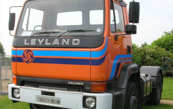 Leyland Supply Chain Improvement Programme Nov 2005