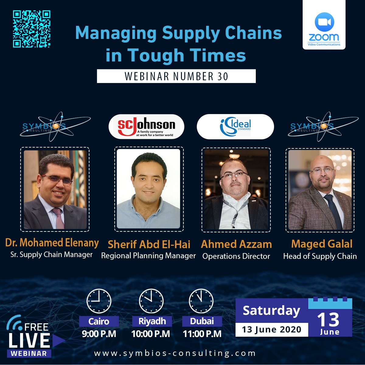 Managing Supply Chain in Tough Times