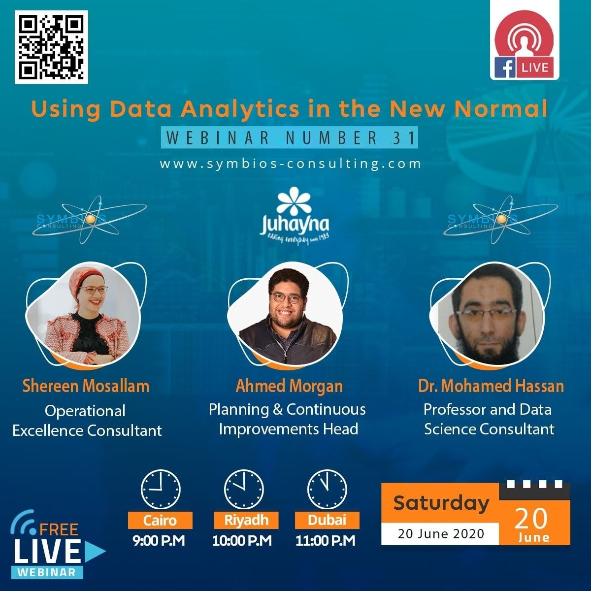 Using Data Analytics in the New Normal