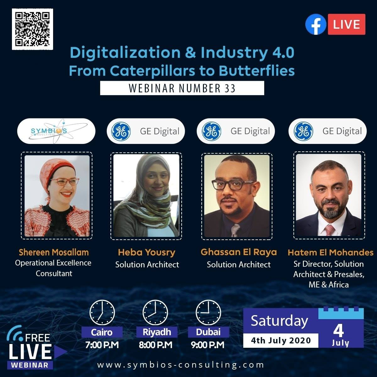 Digitalization & Industry 4 0: From Caterpillars to Butterflies