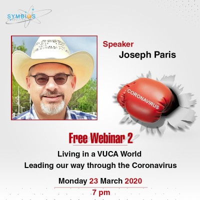Living in a VUCA World-Leading your Business through COVID-19