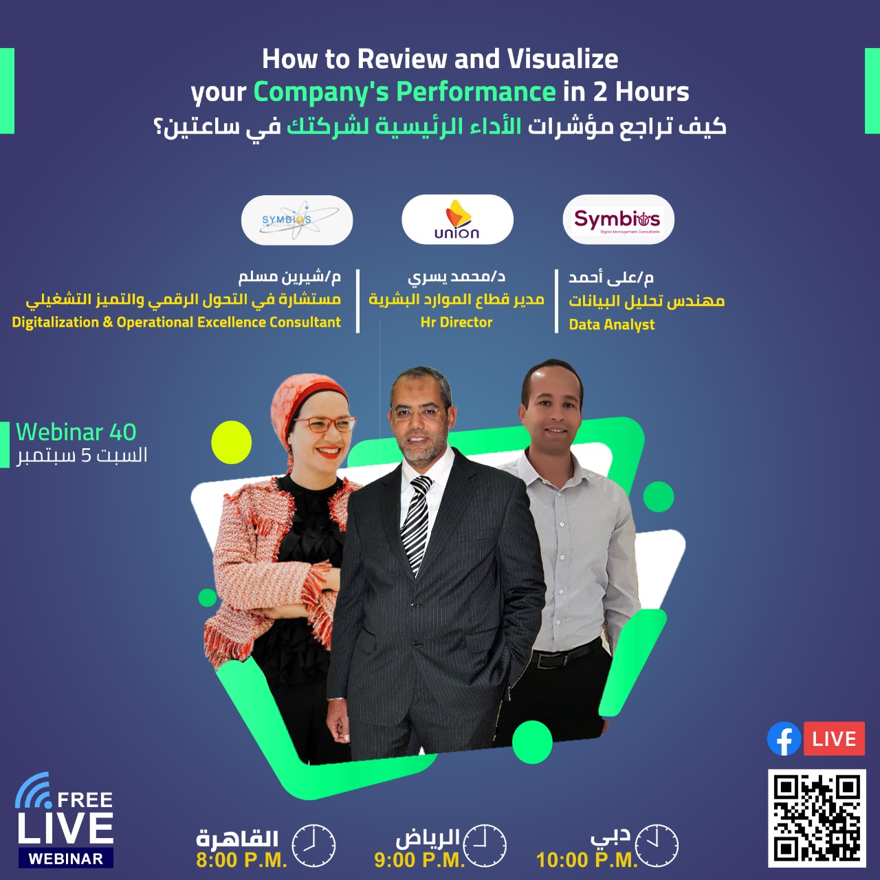 How to Review & Visualize your Company's Performance in 2 Hours