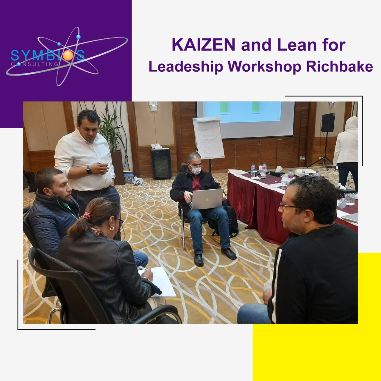 KAIZEN & Lean for Leaders Workshop- Richbake