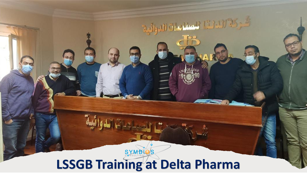 Lean Six Sigma Green Belt At Delta Pharma